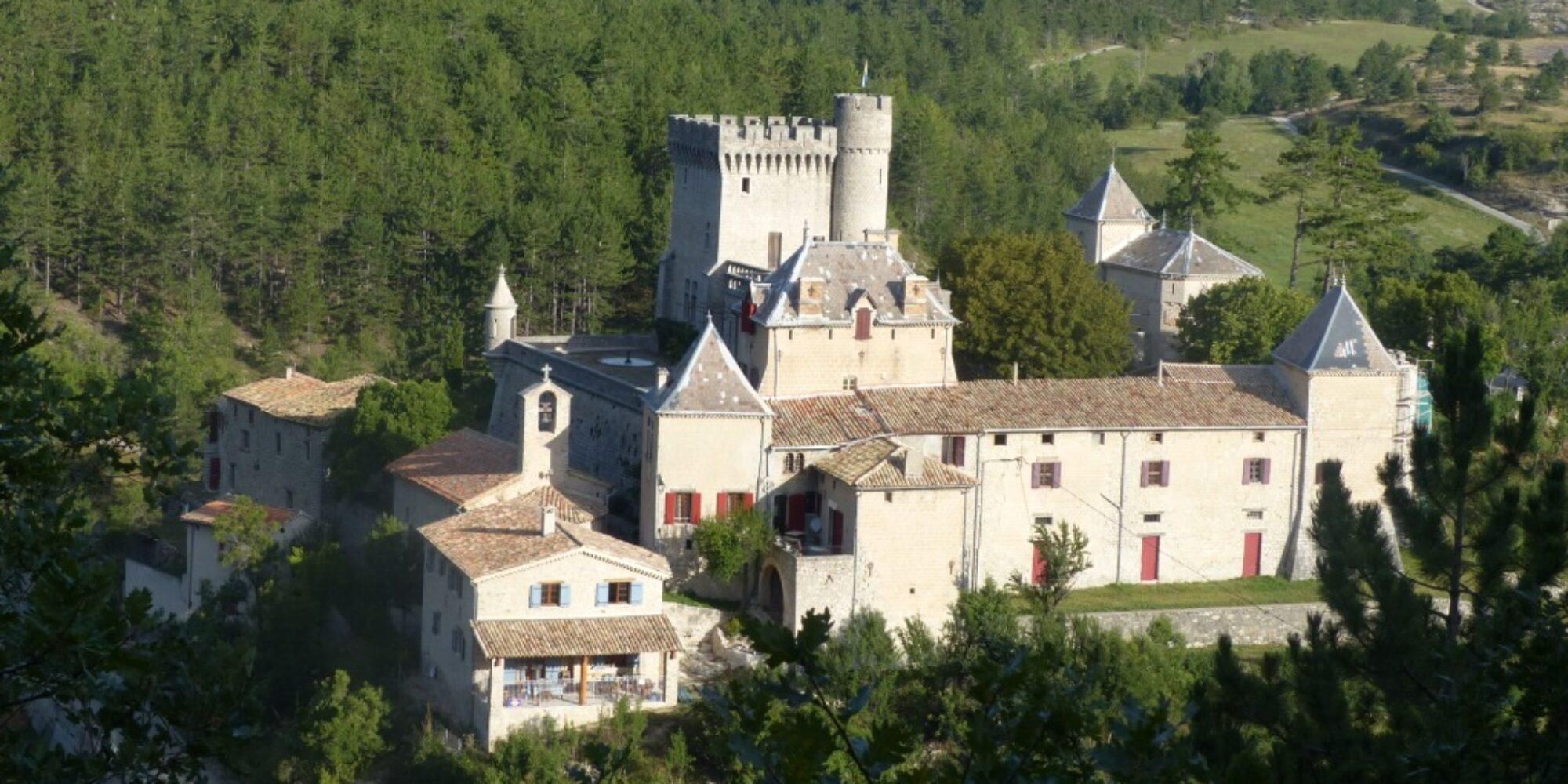 Château d´Aulan